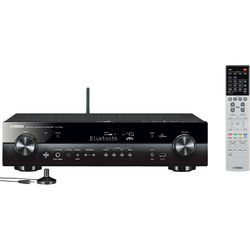 Yamaha RX-S601 5.1-Channel Slim Network A/V Receiver (Black)