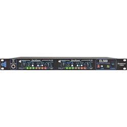 EMPIRICAL LABS DerrEsser EL-DS DUO 500-Series Dynamic High-Frequency Fixer (Horizontal Pair in EL500 Rack)