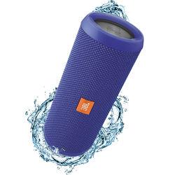 JBL Flip 3 Wireless Portable Stereo Speaker (Blue)