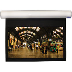 "Vutec L1RF108-144MWW1 Lectric I RF 108 x 144"" Motorized Screen (White, 120V)"