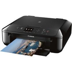 Canon PIXMA MG5720 Wireless All-in-One Inkjet Printer (Black)