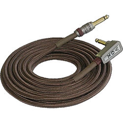 VOX Class A Acoustic Guitar Cable (13', Brown)