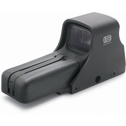 EOTech Model 512 Holographic Sight 2015 edition (Red Dot Reticle, Black)