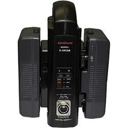 VariZoom S-8080A-K 3-Stud AB Battery/Charger Kit