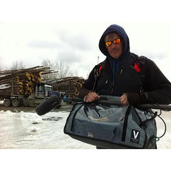Versa-Flex RCAu-1323.12 Extra-Large Rain Cover for Audio Bags