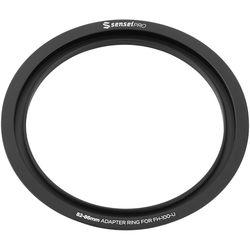 Sensei Pro 82mm Adapter Ring for 100mm Aluminum Universal Filter Holder