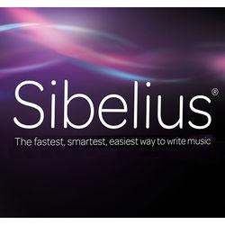 Sibelius Sibelius Music Notation Software 8.0 (Network Perpetual Seat Site License - Media Pack)