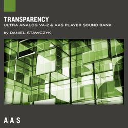 ILIO Transparency - Ultra Analog VA-2 Sound Bank (Download)