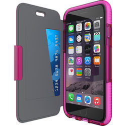 Tech21 Evo Wallet Case for iPhone 6 (Pink)