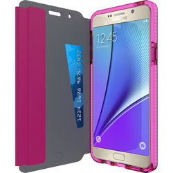 Tech21 Evo Wallet Case for Galaxy Note 5 (Pink)