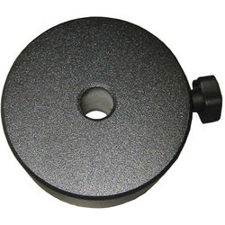 iOptron 9.9 lb Black Counterweight for MT Series Mounts