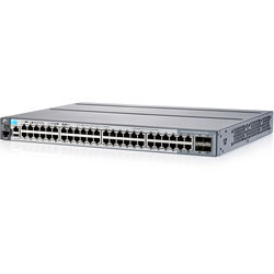 HP 2920-48G 48-Port Ethernet Switch with Four Dual-Personality Ports (1 RU)