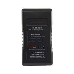 VariZoom S-8080S 14.4 VDC Lithium Ion Battery