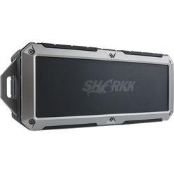 SHARKK 2O Waterproof Bluetooth Wireless Speaker (Gray)