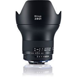 Zeiss Milvus 21mm f/2.8 ZF.2 Lens for Nikon F