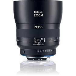 ZEISS Milvus 50mm f/2M ZF.2 Lens for Nikon F
