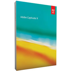 Adobe Captivate 9 Student & Teacher Edition for Mac (Software Download)