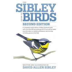 Sibley Guides Book: Guide to Birds (2nd Edition)