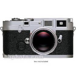 Leica MP 3 .72 Camera Body LHSA Edition - Silver