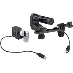 Polsen GPMK-22 GoPro Production Microphone Kit