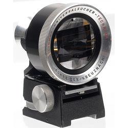 Linhof 45 Universal Viewfinder 90-360 for 4x5 in Black
