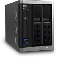 WD My Book Pro 10TB (2 x 5TB) Two-Bay Thunderbolt 2 RAID Array