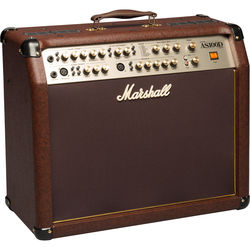 Marshall Amplification AS100D 100W 4-Channel 2x8 Acoustic Guitar Combo Amplifier with Digital Effects
