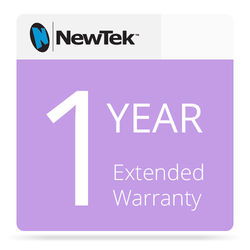 NewTek Extended Hardware Warranty for 3Play 4800
