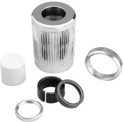 "Atlas Sound Clutch-Replacement Kit with 7/8"" Diameter Tubing for MS10/12-Series Chrome Stands"