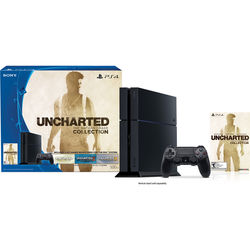 Sony PlayStation 4 Uncharted: The Nathan Drake Collection Bundle