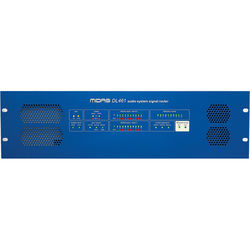 Midas Audio System HyperMAC Signal Router with 192 Bidirectional Channels