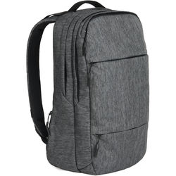 "Incase Designs Corp City Backpack for 17"" MacBook Pro (Heather Black/Gunmetal Gray)"