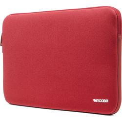 "Incase Designs Corp Neoprene Classic Sleeve for 11"" MacBook (Racing Red)"