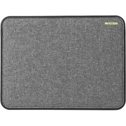"Incase Designs Corp ICON Sleeve with TENSAERLITE for 11"" MacBook Air (Heather Gray / Black)"