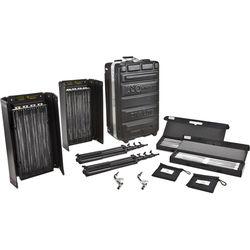 Kino Flo Diva-Lite 415 Universal 2-Light Kit with Flight Case