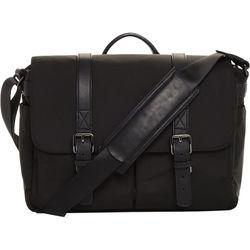 ONA The Nylon Brixton Camera and Laptop Messanger Bag (Black)