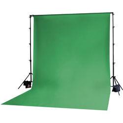 Photoflex Muslin Backdrop (10x20', Chroma Key Green)