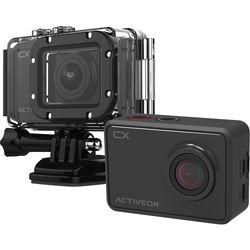 ACTIVEON CX Action Camera (Black)