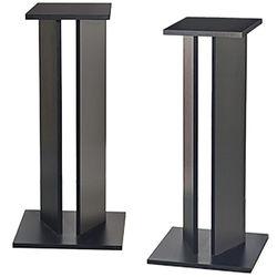 "Argosy SS36-B Classic Monitor Speaker Stands 36"" (Pair, Black)"