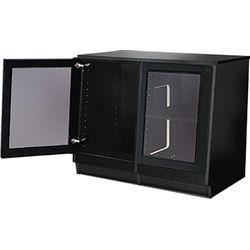 Argosy Smoked Glass Front Door for Spire 7140 Series Racks