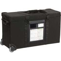 Tenba AW-MLC Medium Lighting Case with Wheels (Black)