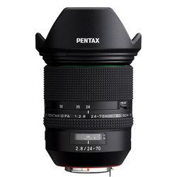 Pentax HD Pentax-D FA 24-70mm f/2.8ED SDM WR Lens