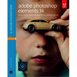 Adobe Photoshop Elements 14 (DVD)