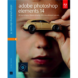 Adobe Photoshop Elements 14 (Download)