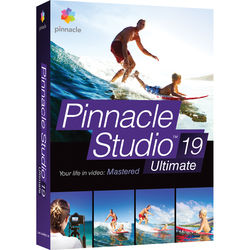Pinnacle Studio 19 Ultimate for Windows (Box)