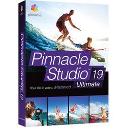Pinnacle Studio 19 Ultimate for Windows (Box)
