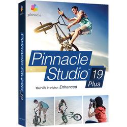 Pinnacle Studio 19 Plus for Windows (Box)