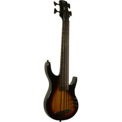 KALA U-BASS-SUB4FS Solid Body SUB U-Bass (Sunburst)