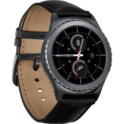 Samsung Gear S2 Classic Bluetooth Smartwatch (Black)