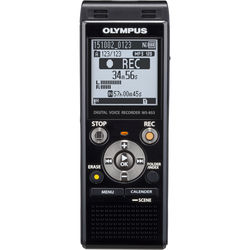 Olympus WS-853 Digital Voice Recorder (Black)
